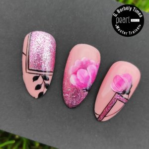 Glam Decor Gel - Pink