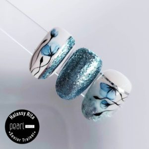 Glam Decor Gel - Blue